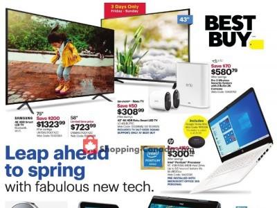 Best Buy Flyer Thumbnail