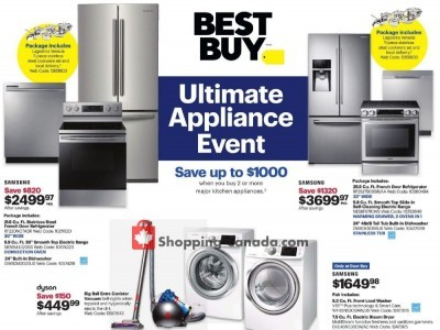 Best Buy Outdated Flyer Thumbnail