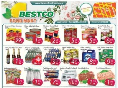 Bestco Food Mart Flyer Thumbnail