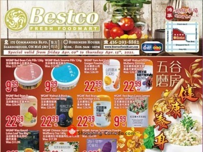 Bestco Food Mart Flyer Thumbnail