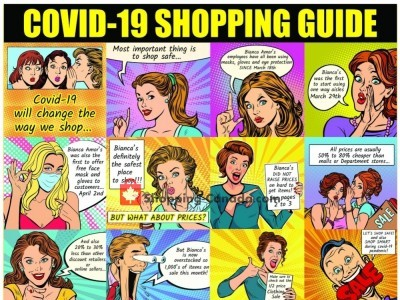 Bianca Amor's Liquidation Supercentre Outdated Flyer Thumbnail