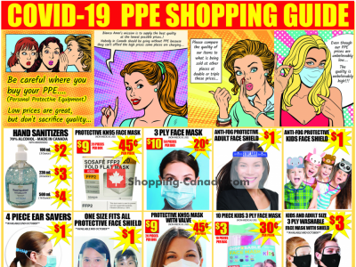 Bianca Amor's Liquidation Supercentre Flyer Thumbnail
