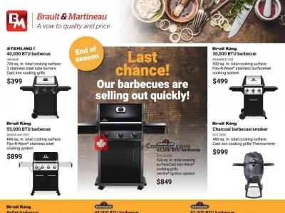 Brault & Martineau Flyer Thumbnail