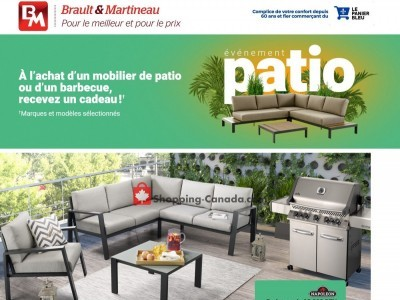 Brault & Martineau Flyer Thumbnail
