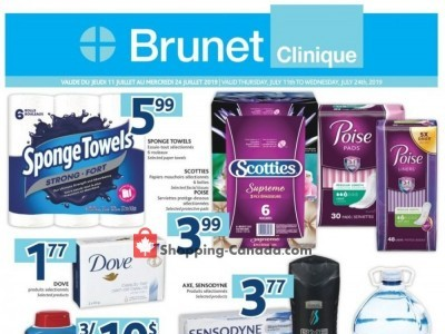 Brunet Flyer Thumbnail