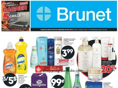 Brunet Outdated Flyer Thumbnail