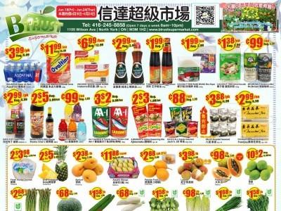 Btrust Supermarket Flyer Thumbnail