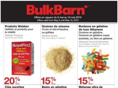 Bulk Barn Outdated Flyer Thumbnail