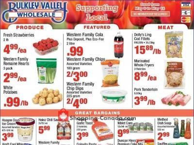Bulkley Valley Wholesale Flyer Thumbnail