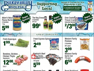 Bulkley Valley Wholesale Flyer Thumbnail