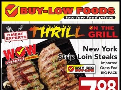 Buy-Low Foods Flyer Thumbnail