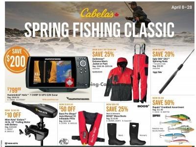 Cabela's Flyer Thumbnail