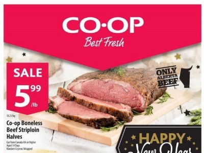 Calgary Co-op Outdated Flyer Thumbnail