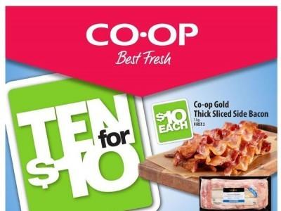 Calgary Co-op Flyer Thumbnail