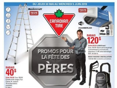 Canadian Tire Outdated Flyer Thumbnail