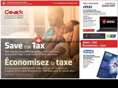Canex Flyer Thumbnail