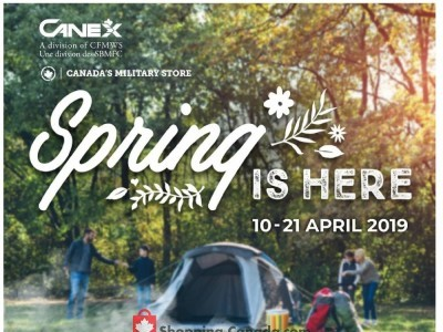 Canex Outdated Flyer Thumbnail