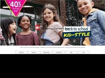 Carter's Oshkosh Flyer Thumbnail