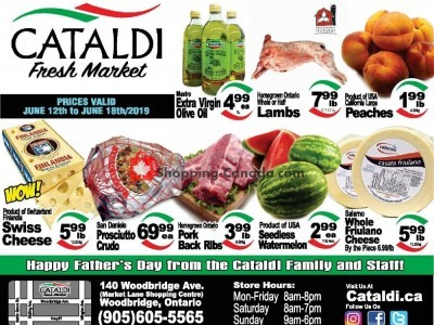 Cataldi Fresh Market Flyer Thumbnail
