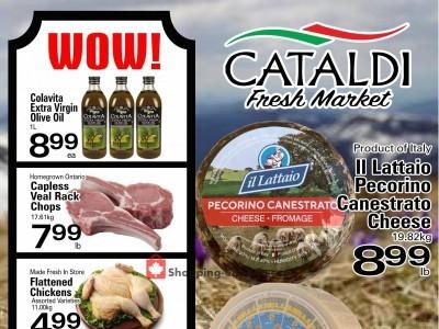 Cataldi Fresh Market Flyer Thumbnail