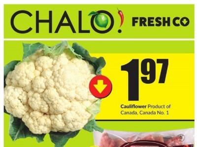 Chalo FreshCo Flyer Thumbnail