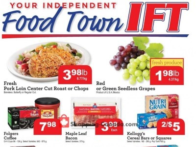Chesley Grocery Store Outdated Flyer Thumbnail