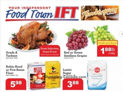 Chesley Grocery Store Flyer Thumbnail