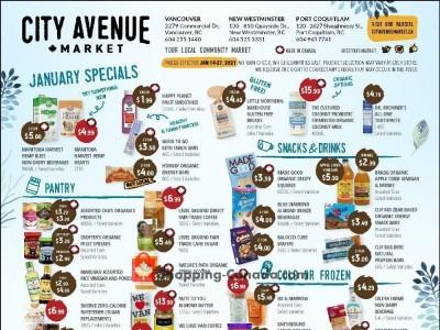 City Avenue Market Flyer Thumbnail