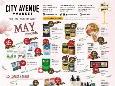 City Avenue Market Outdated Flyer Thumbnail