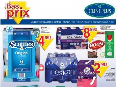 Clini Plus Flyer Thumbnail