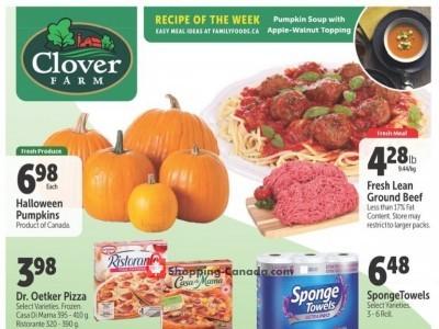 Clover Farm Flyer Thumbnail