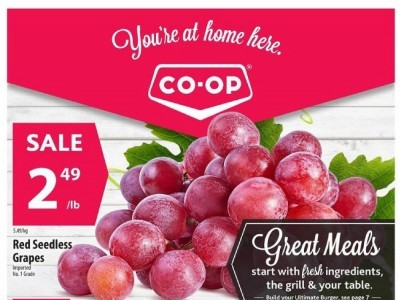 Co-op Outdated Flyer Thumbnail