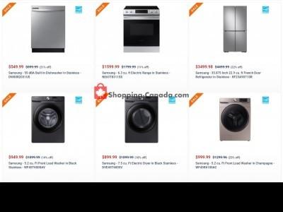 Coast Appliances Flyer Thumbnail
