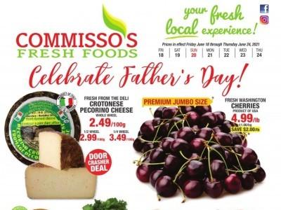Commisso's Fresh Foods Flyer Thumbnail