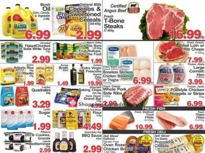 Concord Food Centre & Oak Ridges Food Market Outdated Flyer Thumbnail