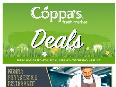 Coppa's Fresh Market Flyer Thumbnail