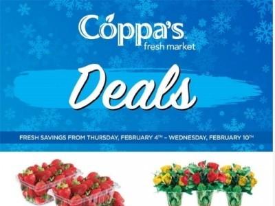 Coppa's Fresh Market Flyer Thumbnail