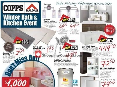 COPP's Buildall Flyer Thumbnail