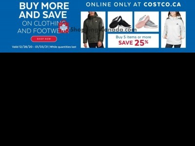 Costco Outdated Flyer Thumbnail
