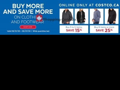 Costco Flyer Thumbnail