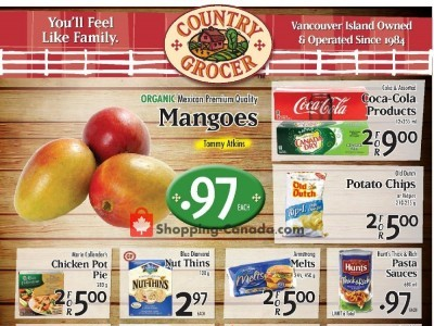 Country Grocer Flyer Thumbnail