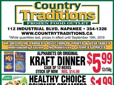 Country Traditions Flyer Thumbnail