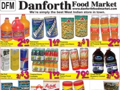 Danforth Food Market Flyer Thumbnail