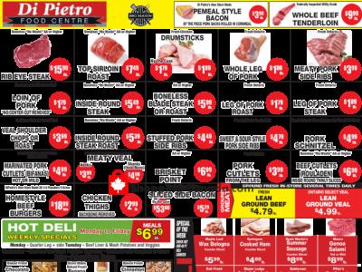 DiPietro's Flyer Thumbnail