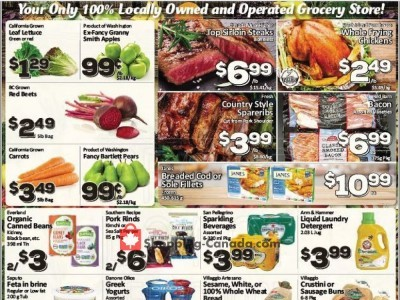 Discovery Foods Outdated Flyer Thumbnail