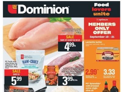Dominion Flyer Thumbnail