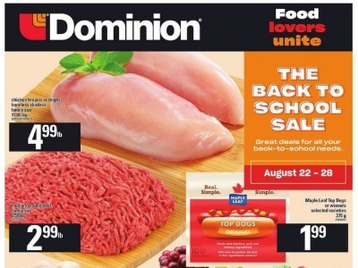 Dominion Outdated Flyer Thumbnail