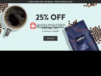 ECS Coffee Flyer Thumbnail