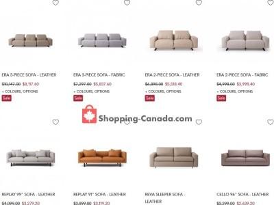 EQ3 Furniture & Accents Flyer Thumbnail