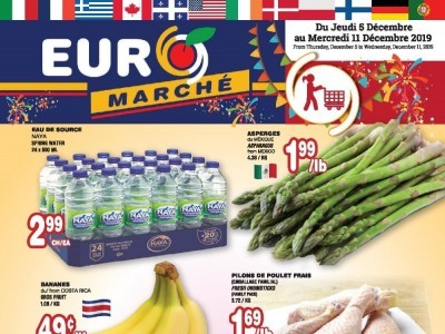 Euro Marché Outdated Flyer Thumbnail